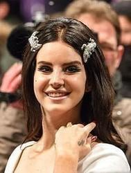 Lana Del Rey Happiness Is A Butterfly
